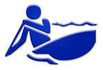 rudern rowing symbol