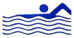 schwimmen swimming symbol