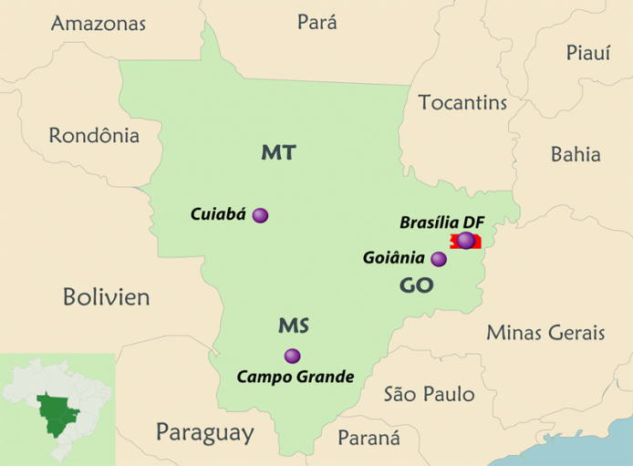 Region-Mittelwesten