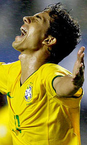 Brazil Chile Wcup Soccer