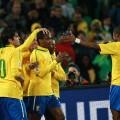 Brasiliens Abwehr kann auch torgefährlich werden