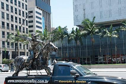 Stadtteil Liberdade