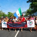 Indio-Proteste sorgen für Chaos in Rio de Janeiro