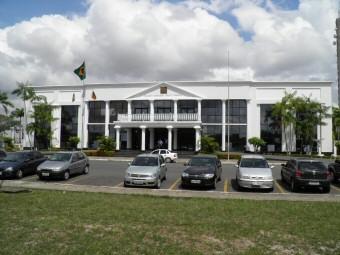 Gouverneurspalast in Roraimas Hauptstadt Boa Vista