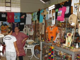 Andenkenlanden in Boa Vista