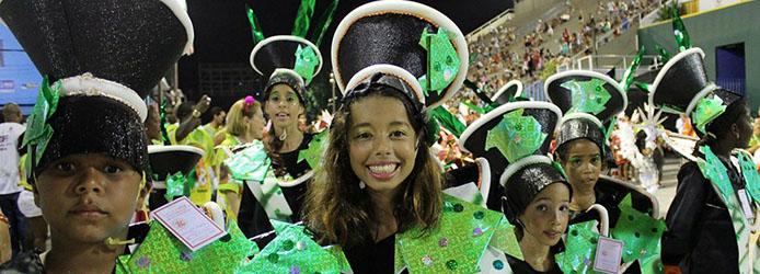 Impressionen Kinder-Karneval Rio - Dietmar Lang IAPF