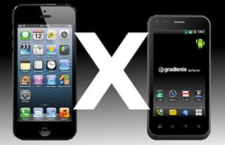 iphones gradiente