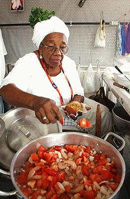 Bahiana kochen (2)