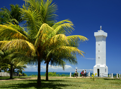 Porto Seguro Lighthouse