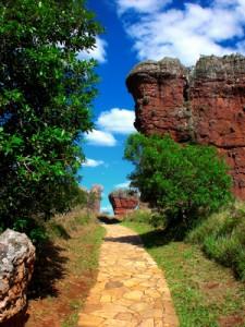 Vila Velha State Park