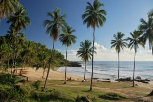 Itacaré plage de Resende