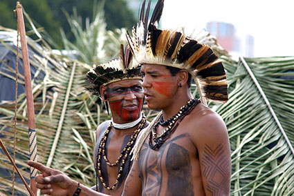 Pataxo_Indians