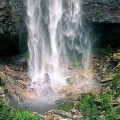 Wasserfälle Distrikt Andaraí