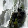 Wasserfall Distrikt Itapicuru