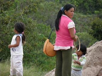 Die Ureinwohner haben sich dem modernen Leben angepasst