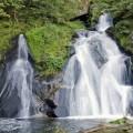 Wasserfall Distrikt Nazaré