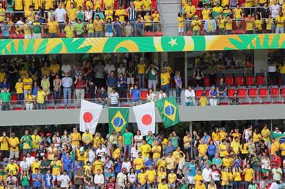 Brasilien-Japan