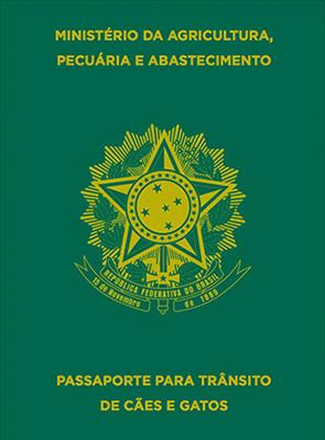 passaporte animal