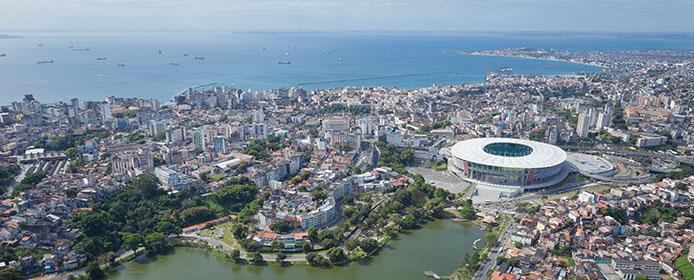 Bahia_Salvador da Bahia_Arena Fonte Nova_2 © Portal da Copa
