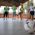 Fehlende Infrastruktur erschwert den Sport in den Schulen von Porto Alegre