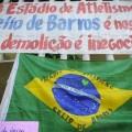 Mobilisierung verspricht Sportgeräte rund um das Maracanã Stadion