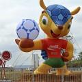 """Warum ist das WM-Maskottchen """"Fuleco"""" aus den Stadien verschwunden?"""