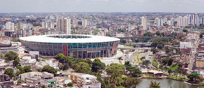 Bahia_Salvador da Bahia_Arena Fonte Nova © Portal da Copa