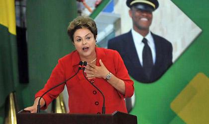 Dilma Rousseff-Jose Cruz -AgenciaBrasil
