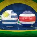 Recife, Salvador und Curitiba sind die Austragungsorte der heutigen WM-Partien
