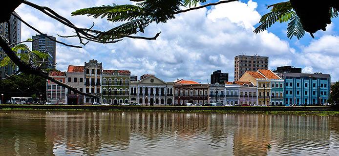 Rua da Aurora Recife -PE