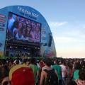 Besucherzahl des FIFA Fan-Fest übertrifft ein Gesamt von 400.000 Personen in Rio