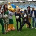 WM-Abschlussfeier mit Ivete Sangalo, Shakira, Carlinhos Brown, Alexandre Pires, Wyclef Jean und Santana