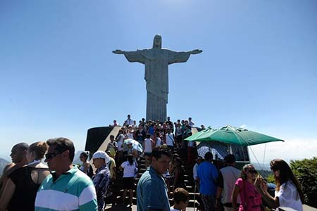 Cristo-Tomaz Silva-Agência Brasil
