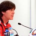 Joachim Löw zitiert die Probleme Brasiliens als Beispiel zum Spiel gegen Algerien