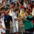 Nach 24 Jahren gewinnt Deutschland den vierten WM-Titel und wird Vierfacher Weltmeister