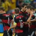 Die brasilianische WM 2014 steht an zweiter Stelle in der Geschichte der erzielten Tore
