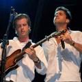 Victor & Leo unterhalten Publikum mit romantischer Musik beim Fan-Fest in Minas Gerais