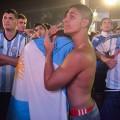 Aufruhr in Buenos Aires nach der Niederlage der Argentinier im WM- Endspiel