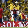 Brasilien nach bitterem Sieg über Kolumbien im WM-Halbfinale