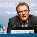 Jérôme Valcke bezeichnet Brasilien als die WM aller bisherigen WMs