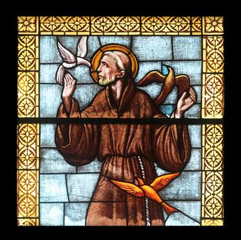 Saint Francis of Assisi, church  in Porto Azzurro, Elba, Italy