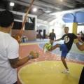 Über 5.000 Teilnehmer bei der ersten Olympiade der Favelas in Rio de Janeiro