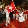 Eidgenossen erobern Karneval von Rio de Janeiro 2015