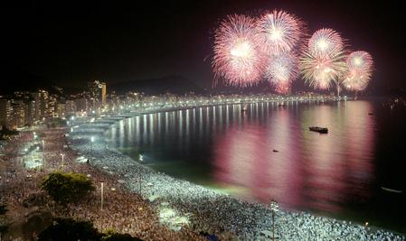 Fireworks Rio 2001