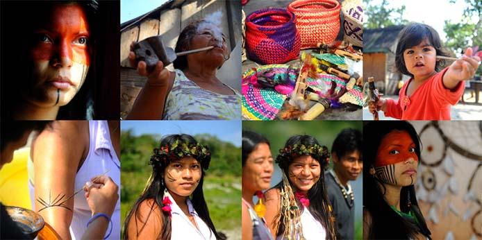 indio-collage