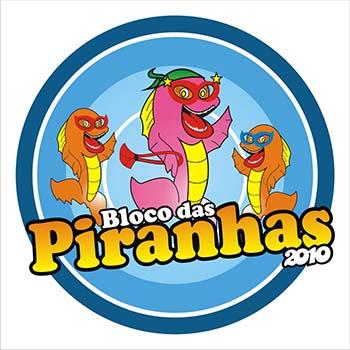 LOGO BLOCO DAS PIRANHAS
