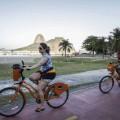 Radfahren unter den Zuckerhut wird immer beliebter