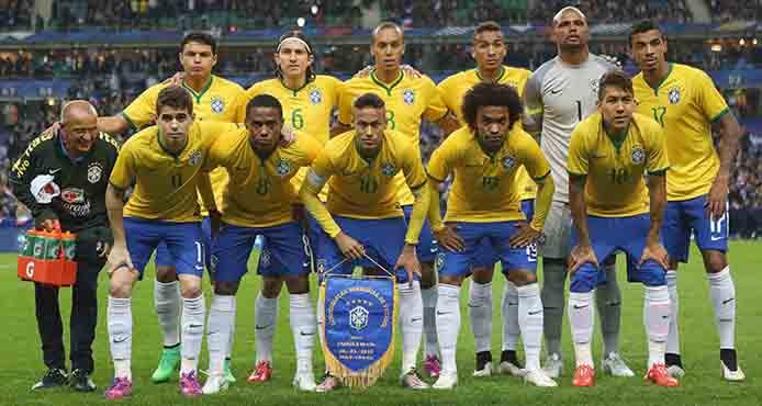 Brasil x França - Stade de France