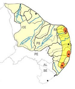 5Hidrografica NordesteOriental