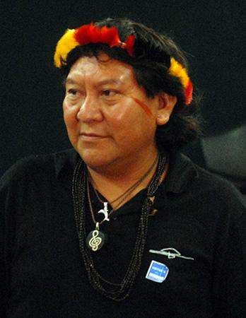 Davi Kopenawa Yanomami-AgenciaBrasil